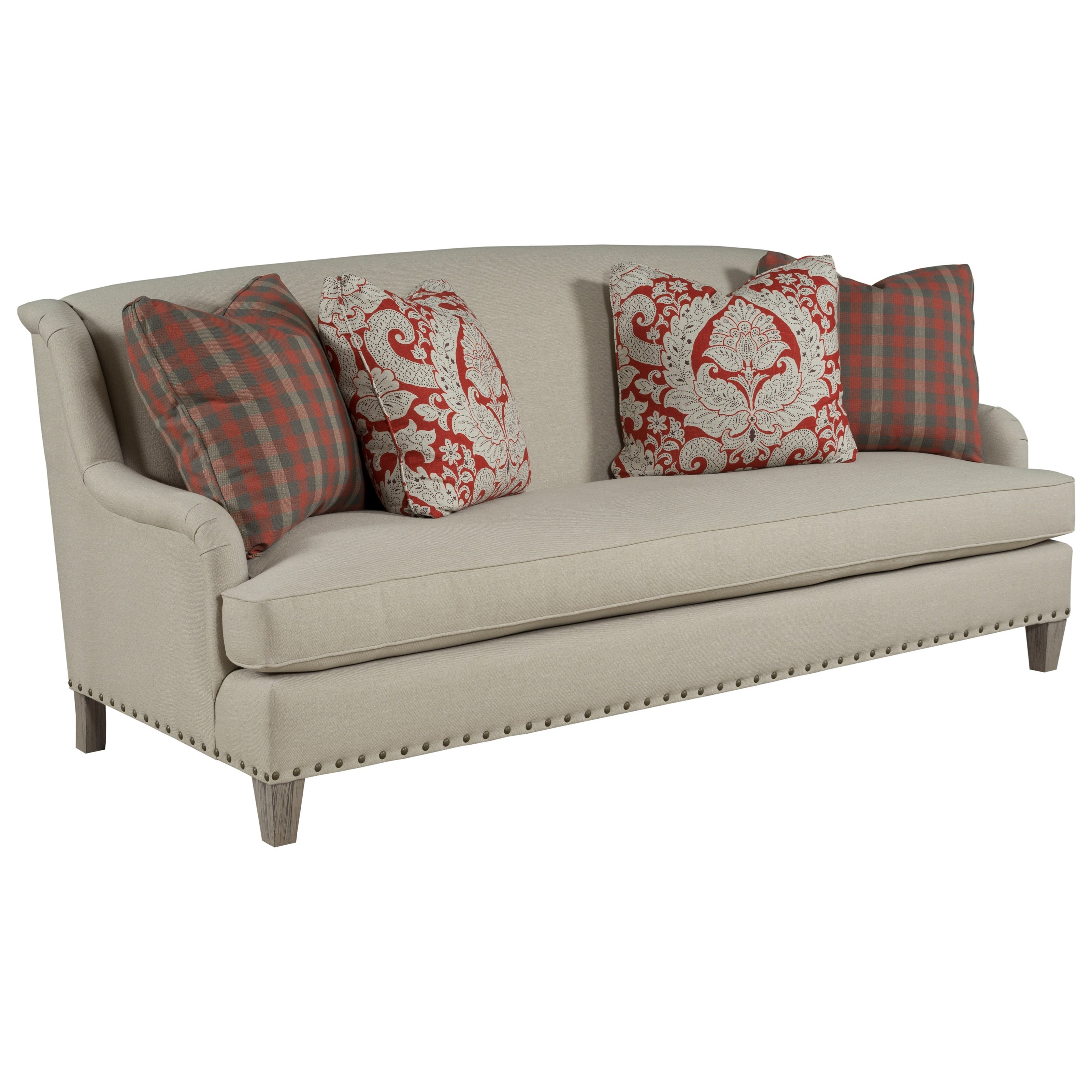 Tuesday Tuesday Sofa by Kincaid Furniture at Johnny Janosik