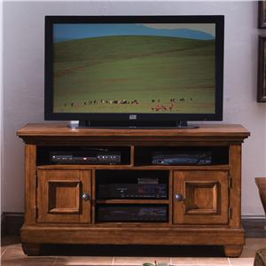 Kincaid Furniture Tuscano Entertainment Console 54