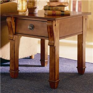 Kincaid Furniture Tuscano Drawer End Table