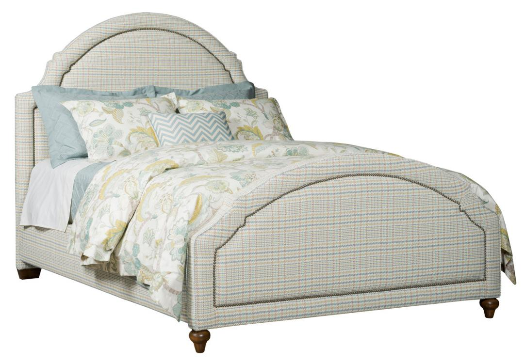 Upholstered Beds Queen Ashbury Upholstered Bed by Kincaid Furniture at Northeast Factory Direct
