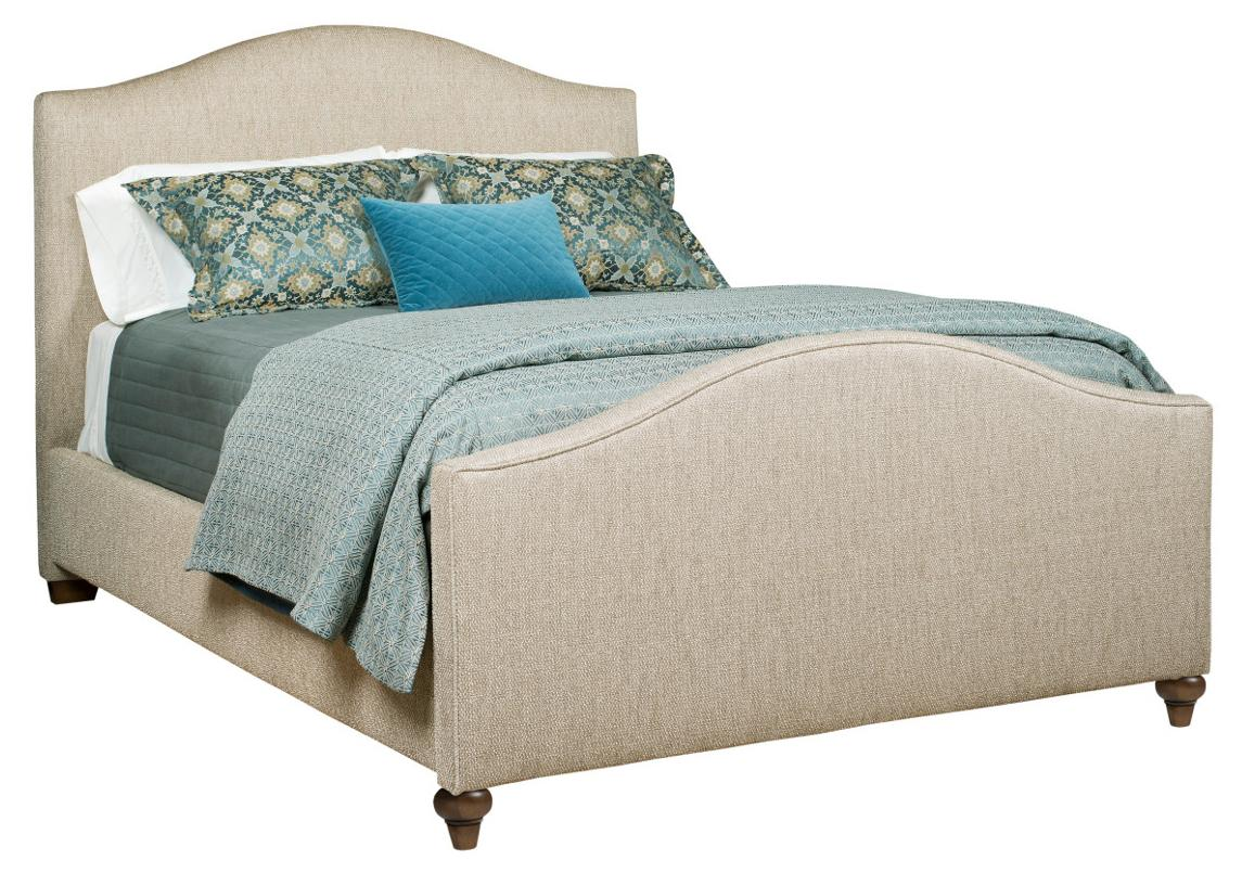 Upholstered Beds Dover Queen Upholstered Bed by Kincaid Furniture at Northeast Factory Direct
