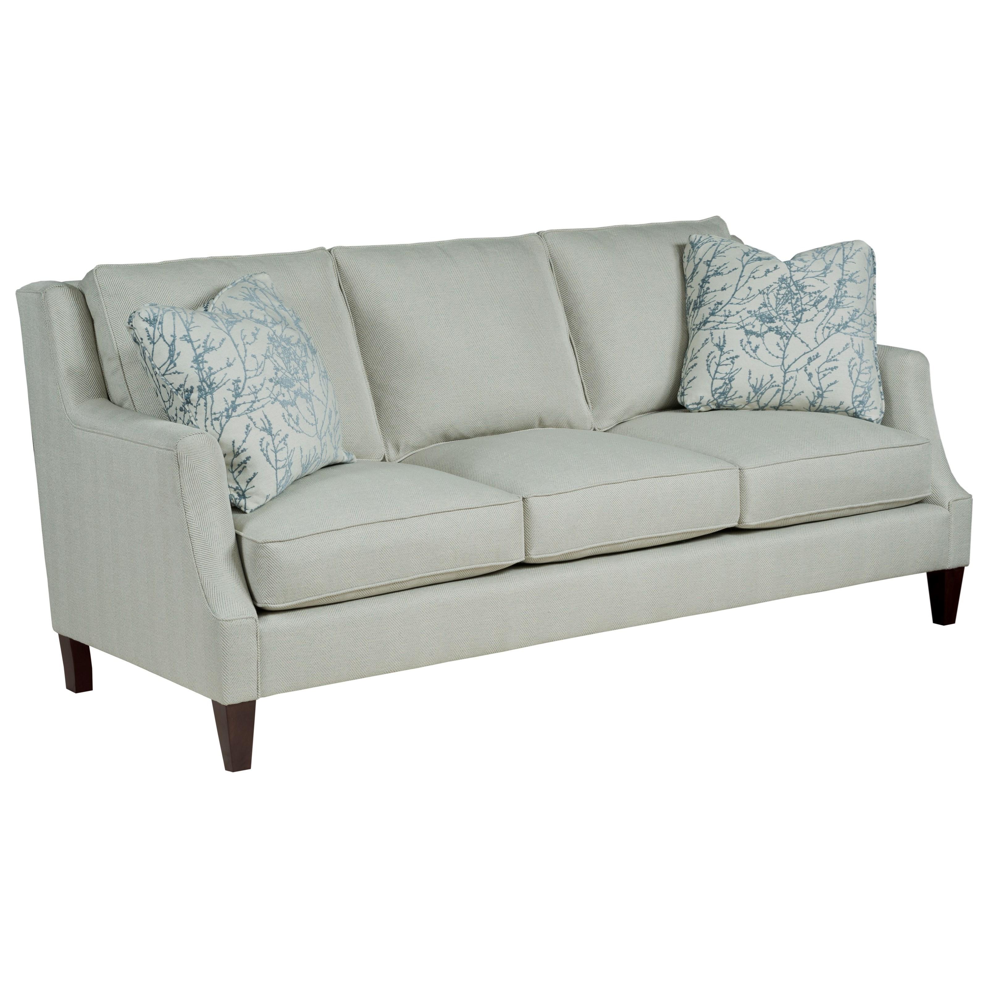 Vivian Vivian Sofa by Kincaid Furniture at Home Collections Furniture
