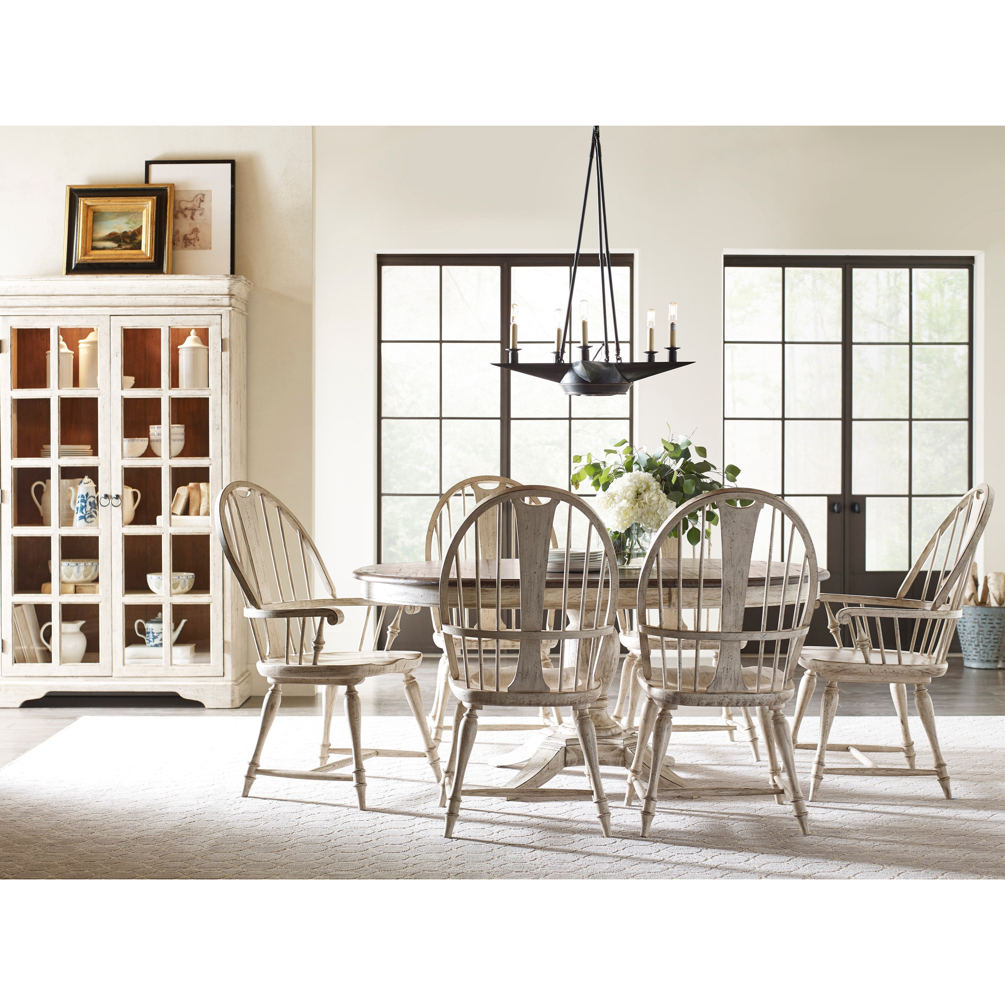 Weatherford Formal Dining Room Group by Kincaid Furniture at Home Collections Furniture