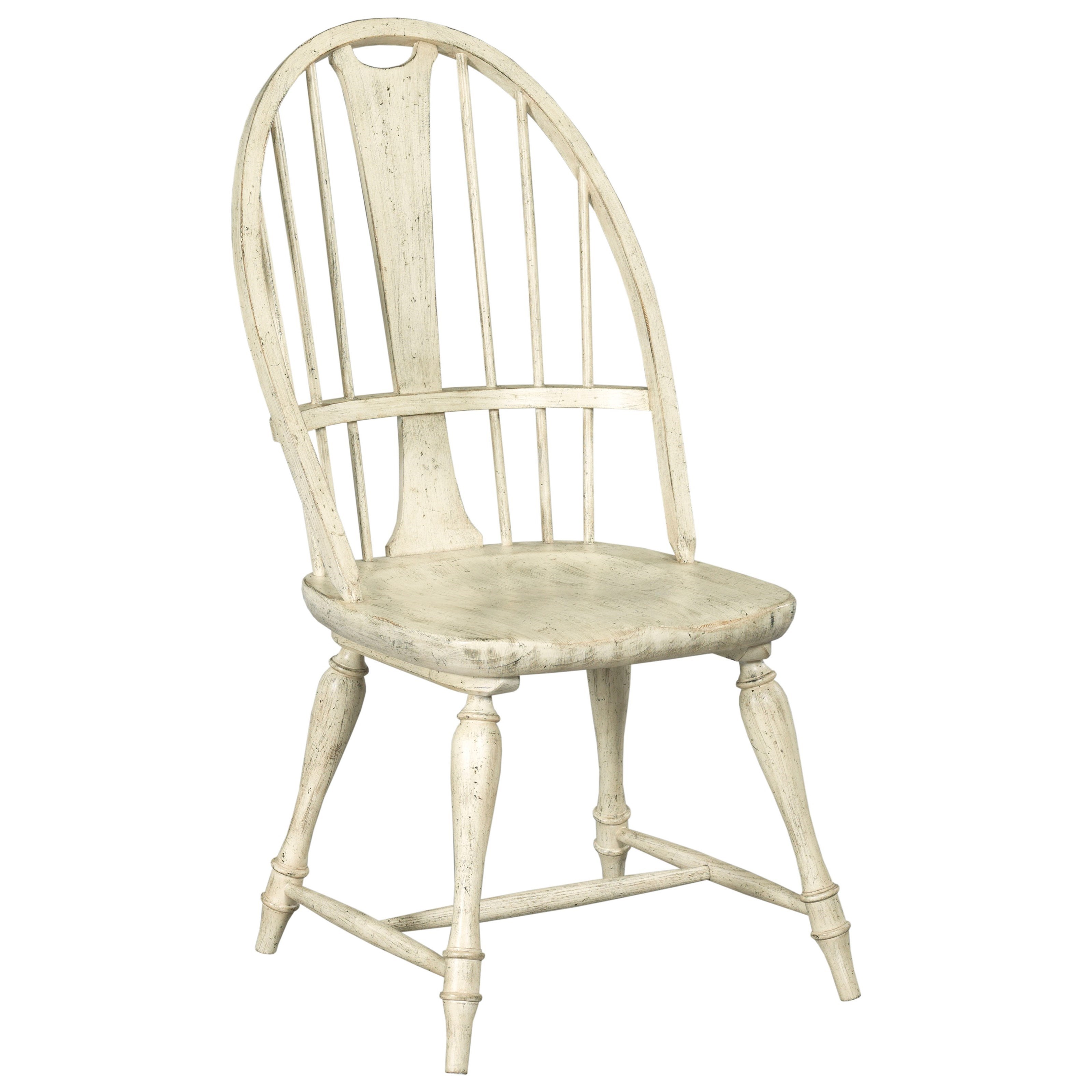 Weatherford Baylis Side Chair                            by Kincaid Furniture at Johnny Janosik