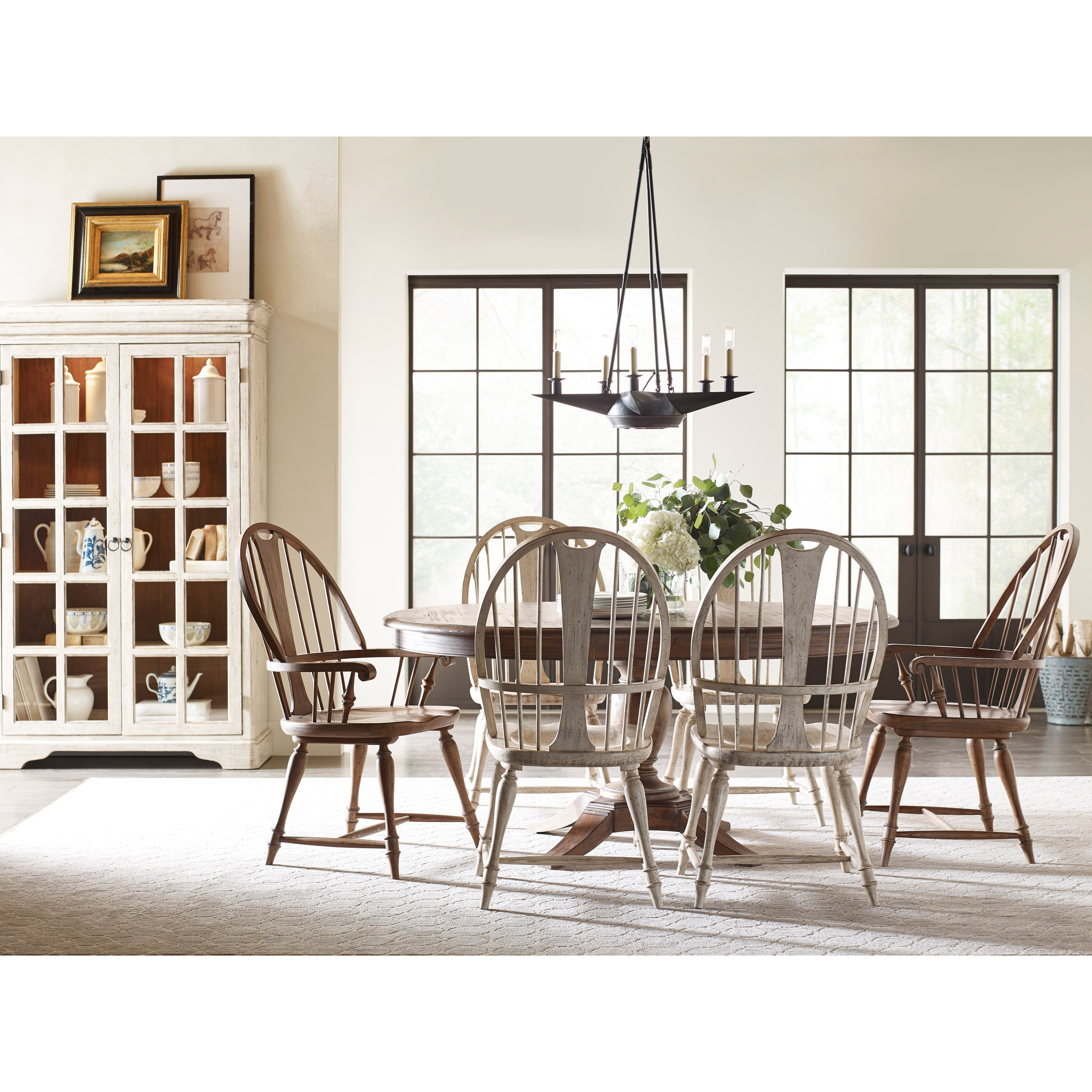 Weatherford Formal Dining Room Group by Kincaid Furniture at Johnny Janosik