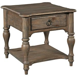 Kincaid Furniture Weatherford End Table