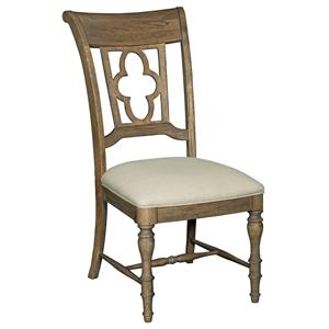 Kincaid Furniture Weatherford  Side Chair