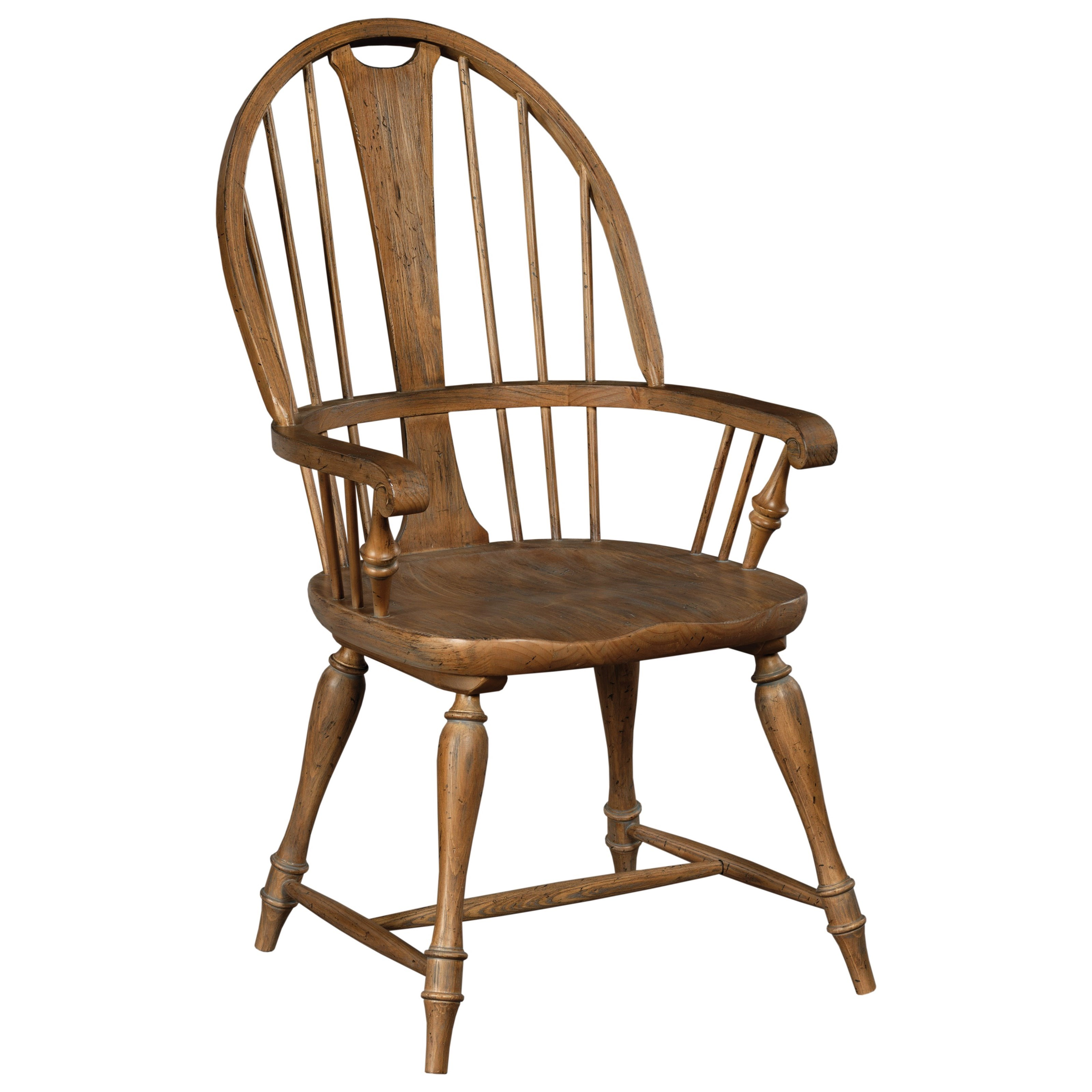 Weatherford Baylis Arm Chair          by Kincaid Furniture at Johnny Janosik