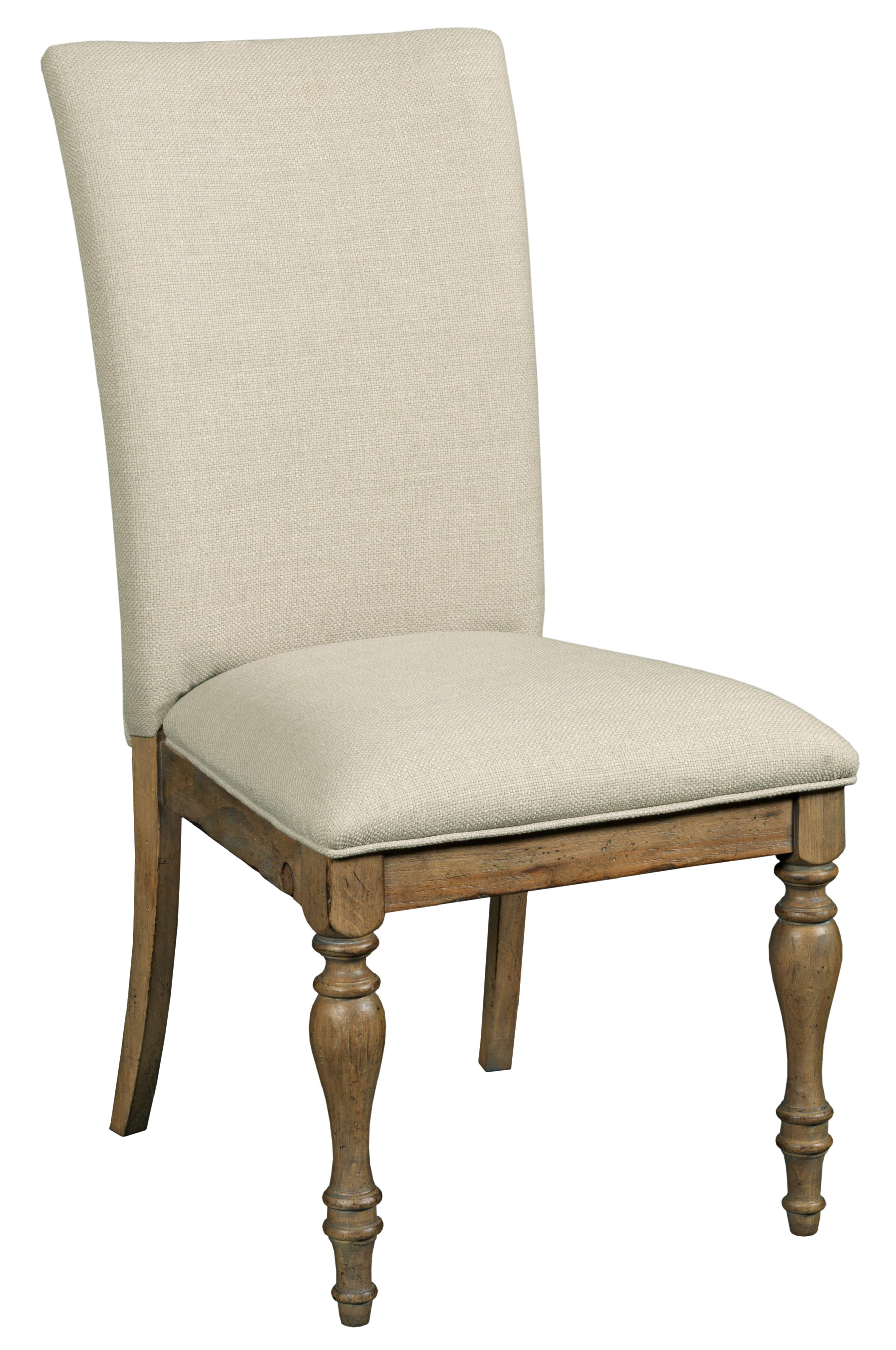 Weatherford Tasman Upholstered Chair by Kincaid Furniture at Northeast Factory Direct