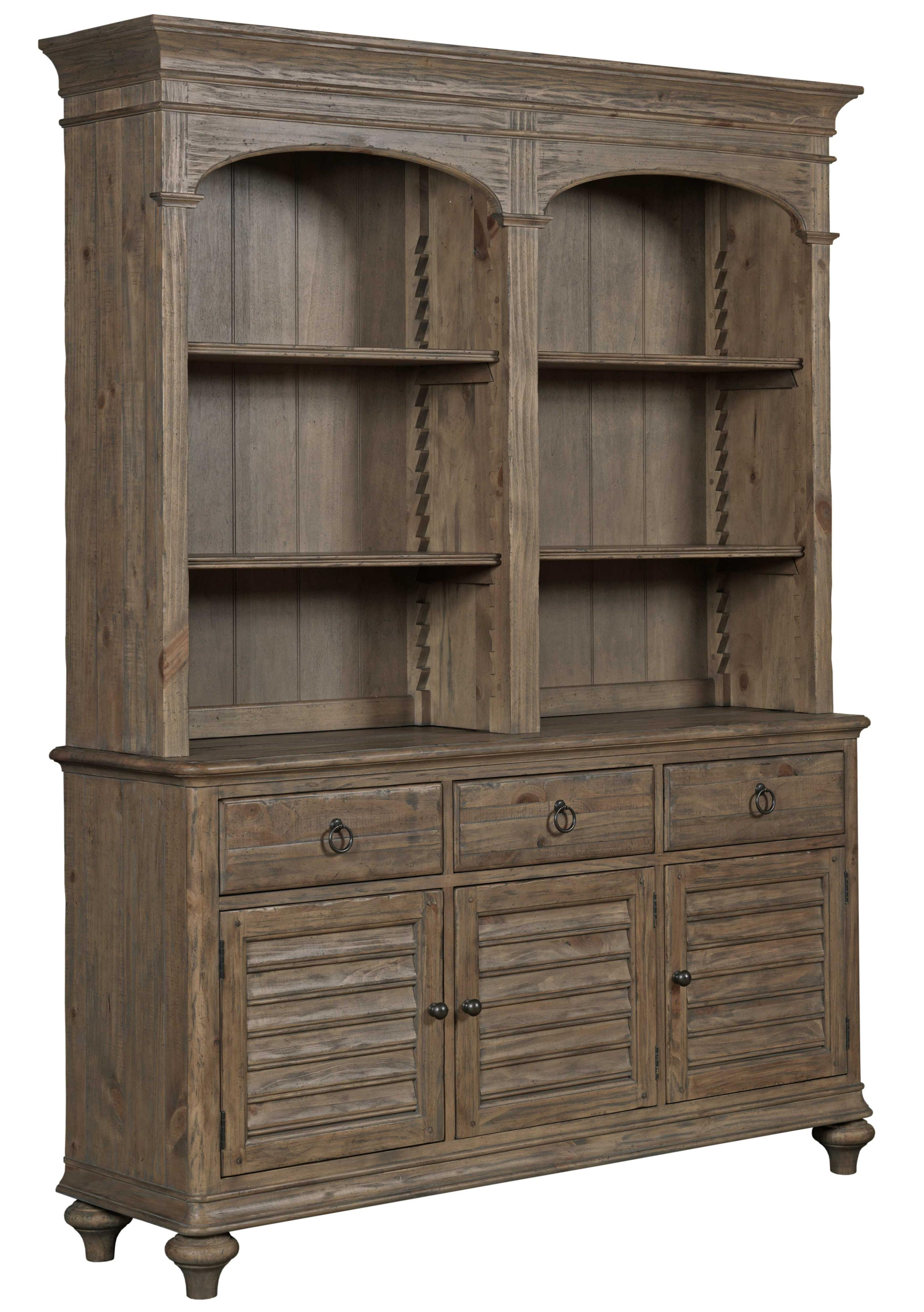 Weatherford China Cabinet by Kincaid Furniture at Northeast Factory Direct