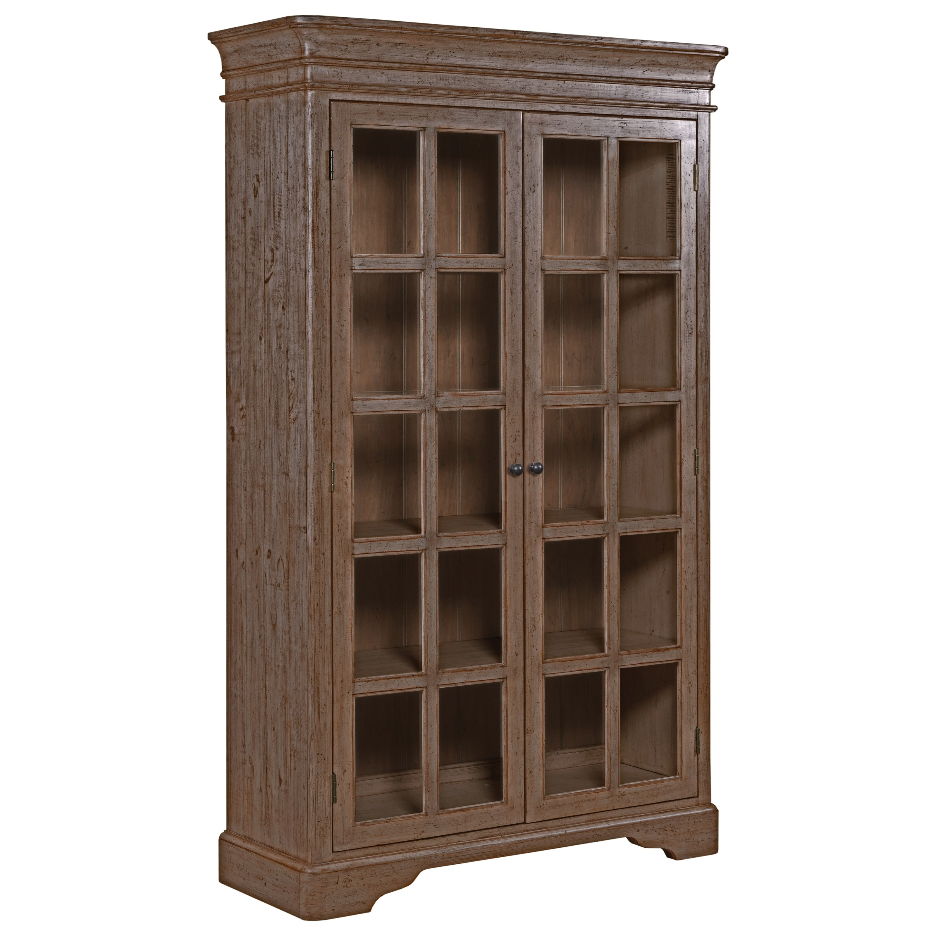 Weatherford Clifton China Cabinet                        by Kincaid Furniture at Johnny Janosik