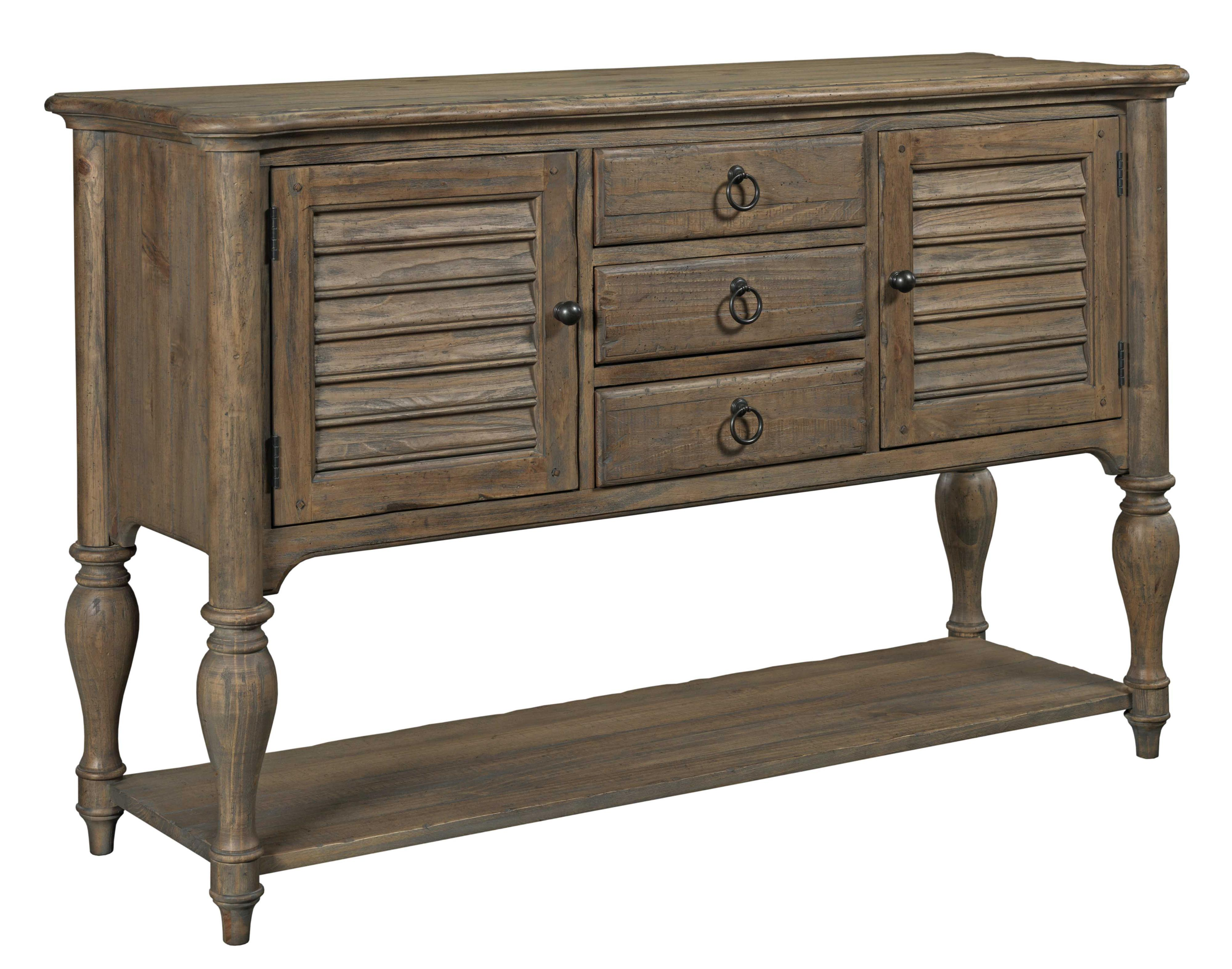 Weatherford Edisto Sideboard by Kincaid Furniture at Johnny Janosik