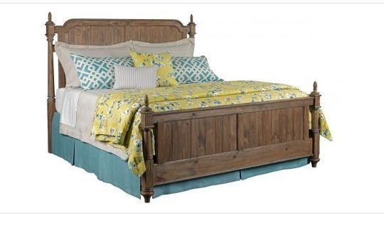 Weatherford Queen Poster Bed by Kincaid Furniture at Johnny Janosik