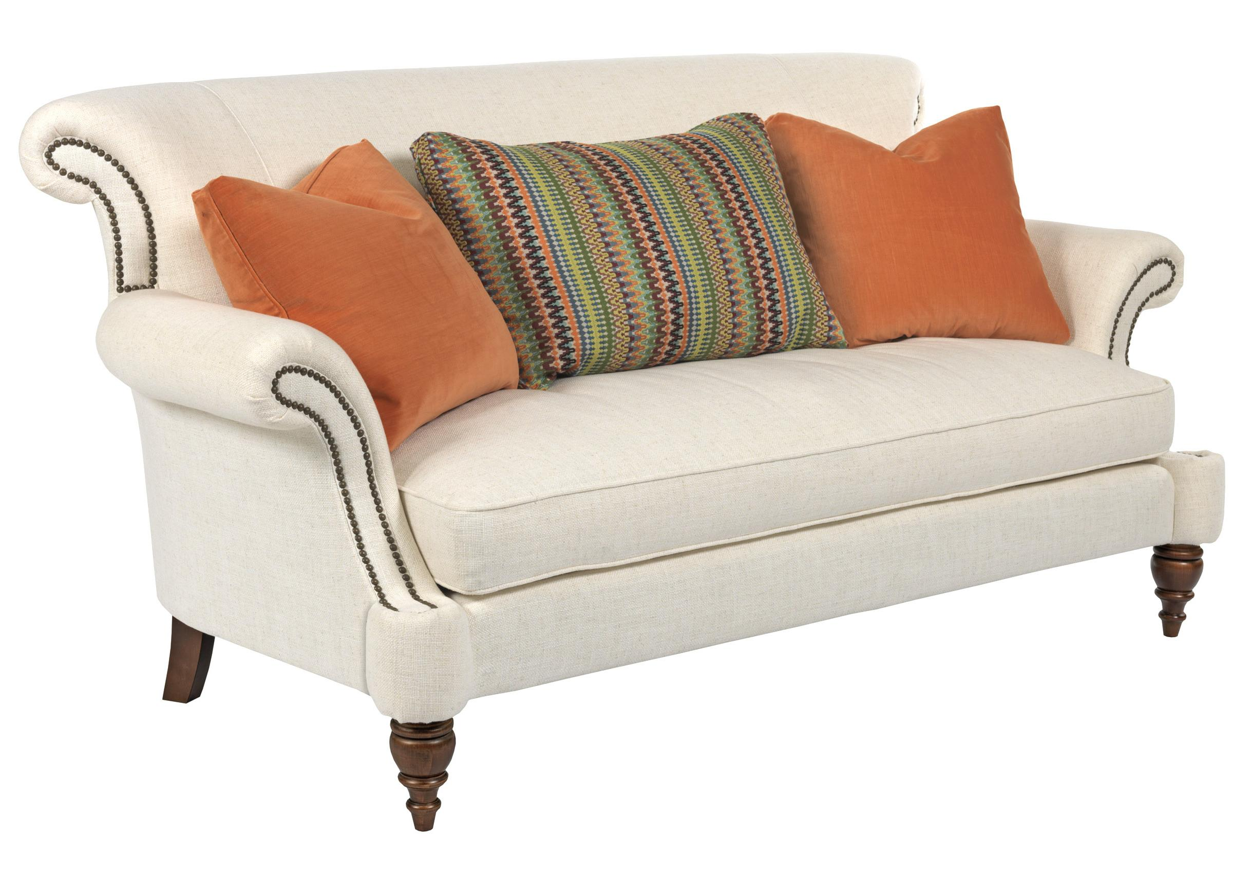 Windsor Settee by Kincaid Furniture at Johnny Janosik