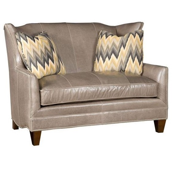 Athens Settee by King Hickory at Stuckey Furniture