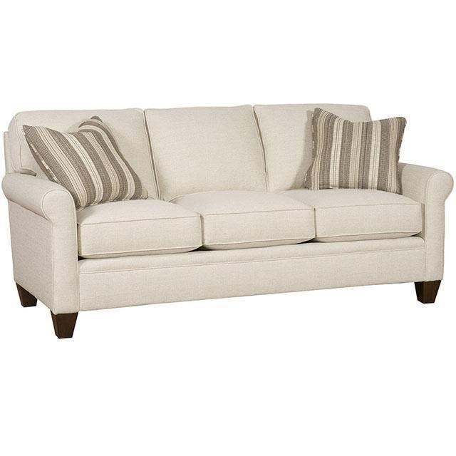Cory Customizable Stationary Sofa by King Hickory at Goods Furniture
