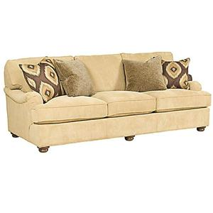 King Hickory Henson Customizable Stationary Sofa