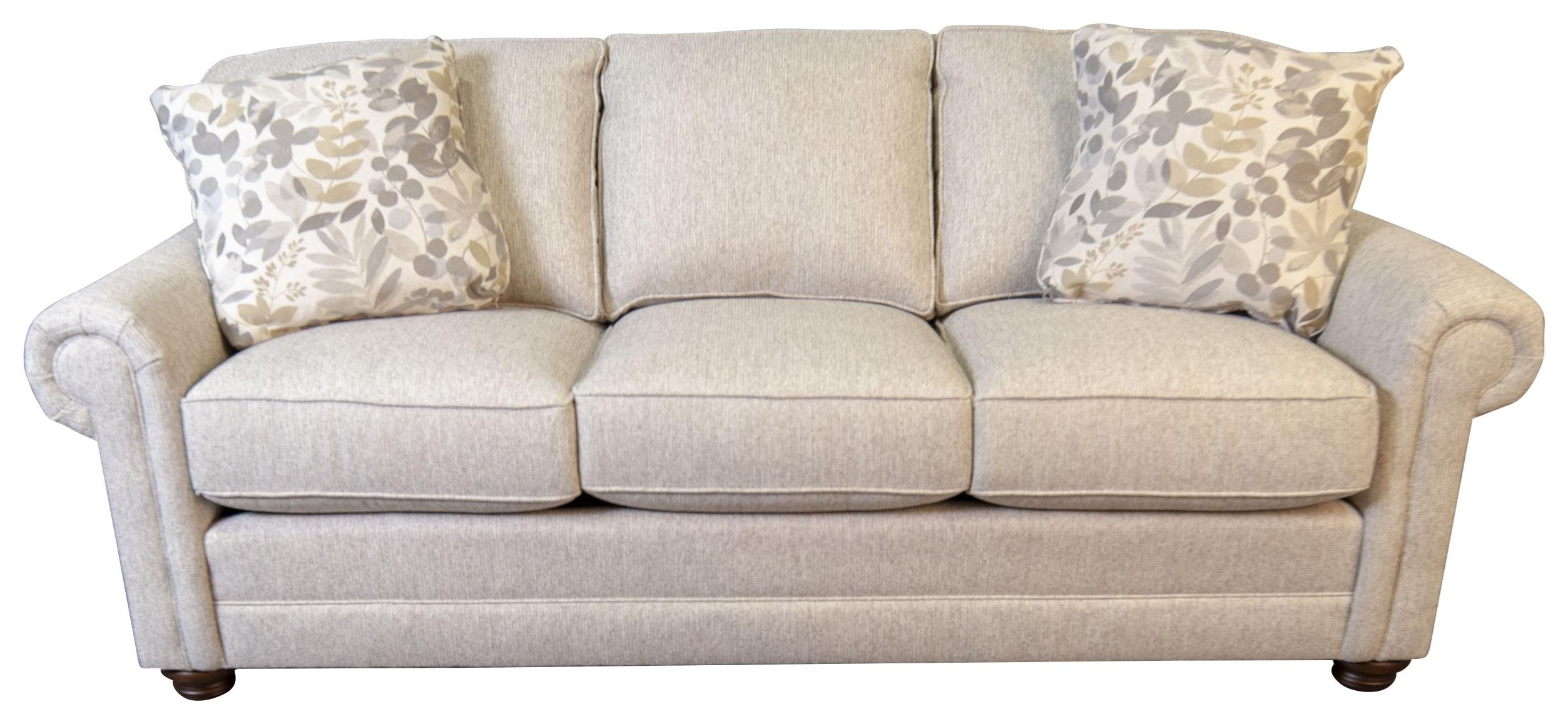 Jacqueline Jacqueline Sofa by King Hickory at Morris Home