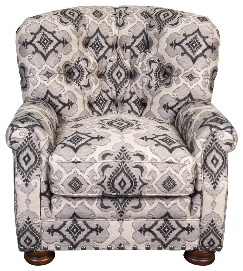 Larenda Larenda Chair by King Hickory at Morris Home