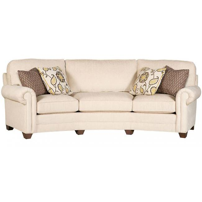 Winston Transitional Sofa by King Hickory at Saugerties Furniture Mart