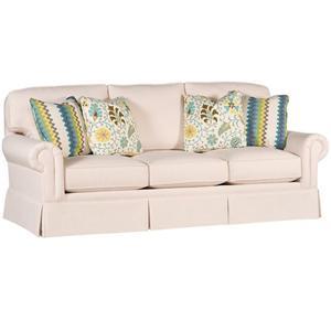 King Hickory Winston Transitional Sofa