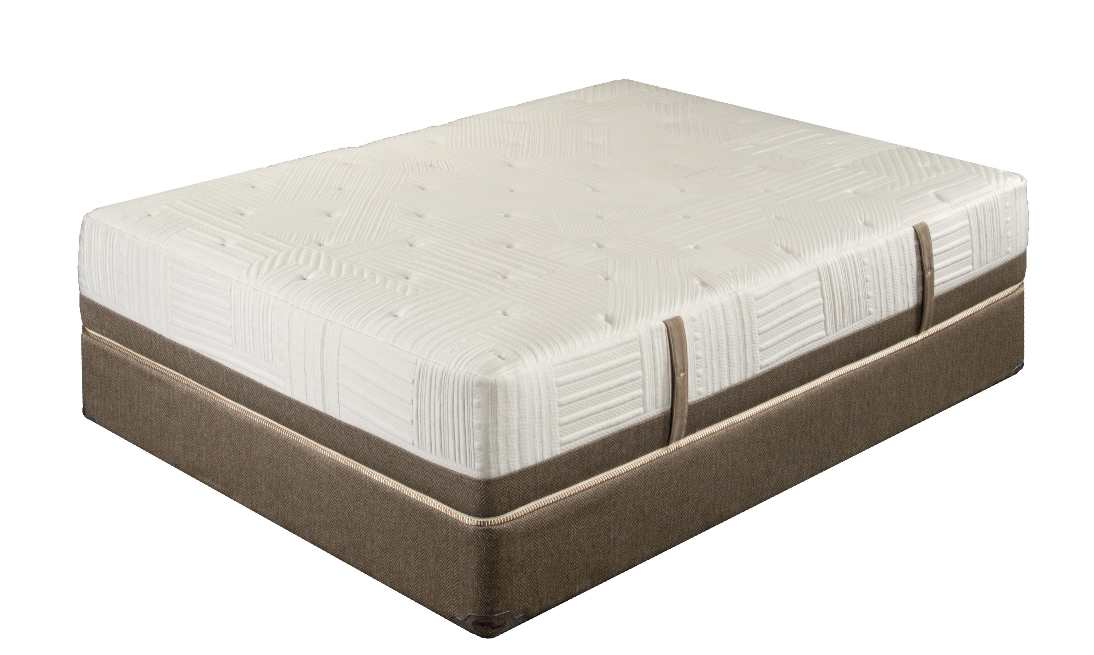 Extended Life 3100 Twin Luxury Firm Mattress by King Koil at Nassau Furniture and Mattress