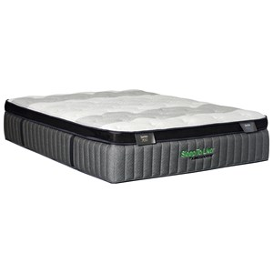 "King 15.5"" Firm Pillow Top Mattress"