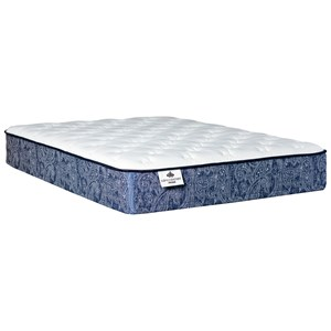 """Twin 12 1/2"""" Pocketed Coil Tight Top Mattress"""