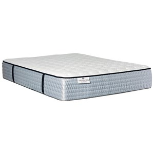 Queen Tight Top Pocketed Coil Mattress