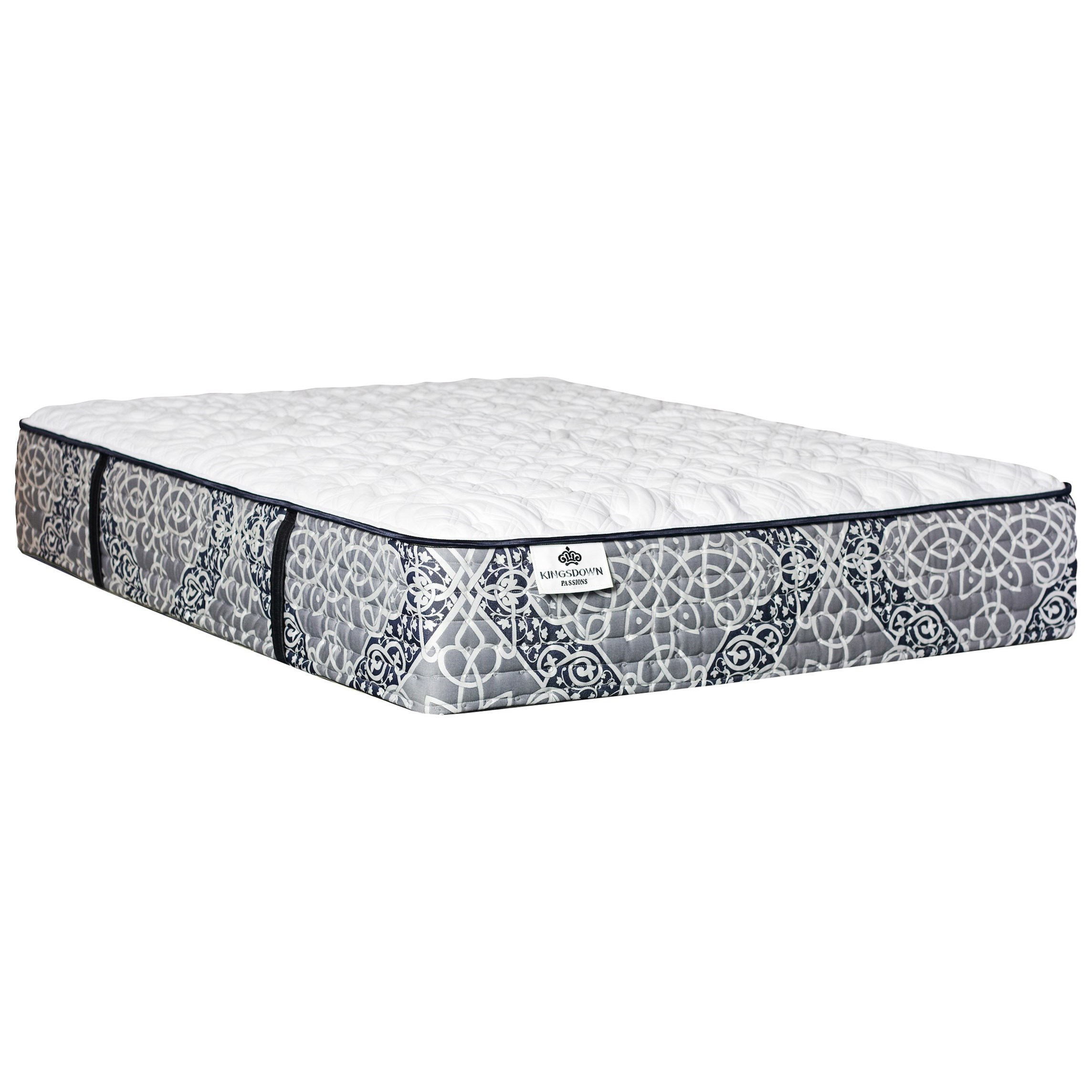 """Manorwood TT Queen 14 1/2"""" Tight Top Mattress by Kingsdown at Ruby Gordon Home"""