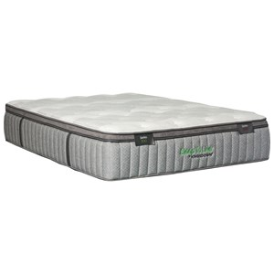 "Queen 14.5"" Plush Pillow Top Mattress"