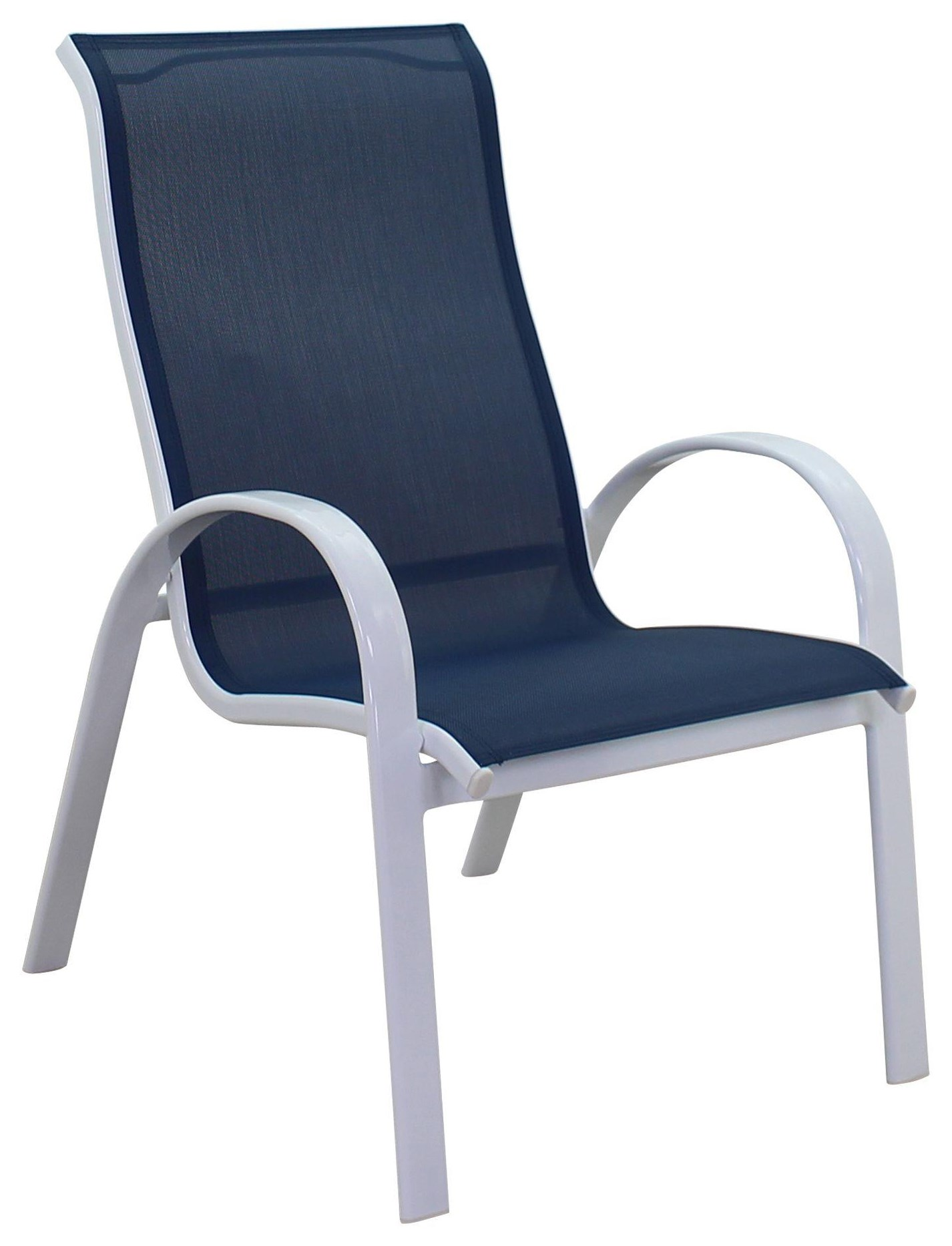 Portside Sling Dining Chair by Kingston Casual at Johnny Janosik