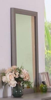 Bellmar Mirror by Kinwai USA at HomeWorld Furniture