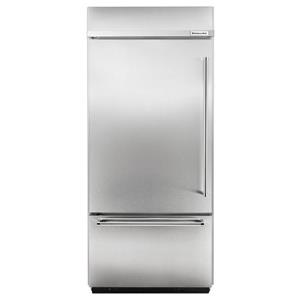 "KitchenAid Bottom Mount Refrigerators 20.9 Cu. Ft. 36"" Bottom Mount Refrigerator"
