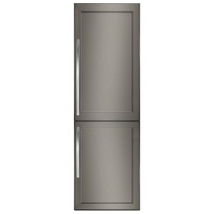 "10 Cu. Ft. 24"" Width Built-In Panel Ready Bottom Mount Refrigerator"