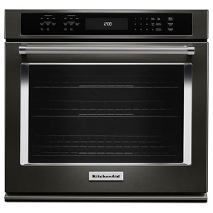 """KitchenAid Built-In Electric Single Oven 27"""" Single Wall Oven"""