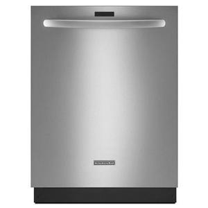 "KitchenAid Dishwashers 2014 24"" 6-Cycle Dishwasher with Ultra-Fine Filte"