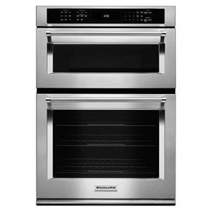 "KitchenAid Combination Oven with Microwave 30"" 5.0 Cu. Ft. Oven / Microwave Combo"