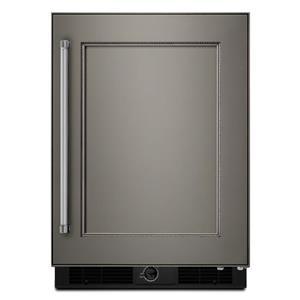 "KitchenAid Compact Refrigeration 24"" Panel Ready Undercounter Refrigerator"