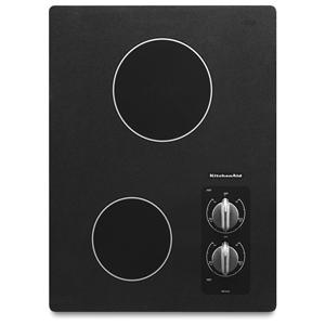 "KitchenAid Electric Cooktops 15"" Built-In Electric Cooktop"