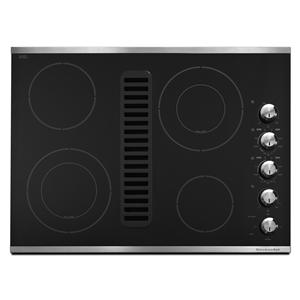 """KitchenAid Electric Cooktops - Kitchenaid 30"""" Built-In Electric Cooktop"""