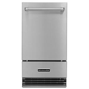 "KitchenAid Ice Makers 18"" Outdoor Ice Maker"