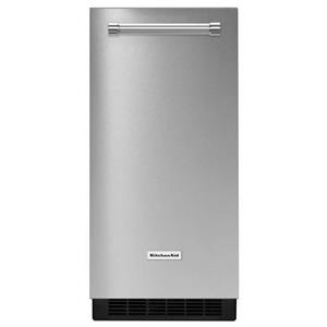15'' Automatic Ice Maker with Clear Ice Technology