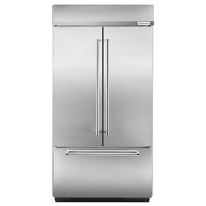 "KitchenAid KitchenAid French Door Refrigerators 42"" Built-In French Door Refrigerator"