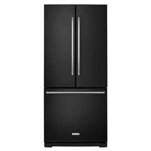KitchenAid KitchenAid French Door Refrigerators 20 cu. Ft. 30-Inch French Door Refrigerator