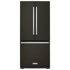 KitchenAid KitchenAid French Door Refrigerators 20 cu. Ft. 30-Inch French Door Refrigerator