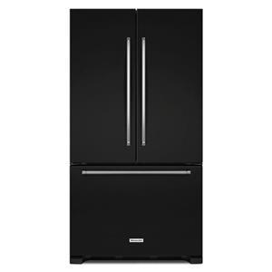 """KitchenAid KitchenAid French Door Refrigerators 25 Cu. Ft. 36"""" French Door Refrigerator"""