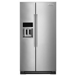 KitchenAid KitchenAid Side-by-Side Refrigerator 22.7 Cu. Ft. Side-by-Side Refrigerator