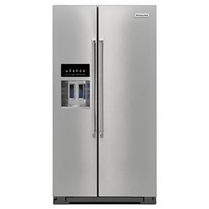 KitchenAid KitchenAid Side-by-Side Refrigerator 24.8 Cu. Ft. Side-by-Side Refrigerator