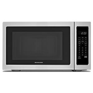 KitchenAid Microwaves  1200-W Countertop Convection Microwave Oven